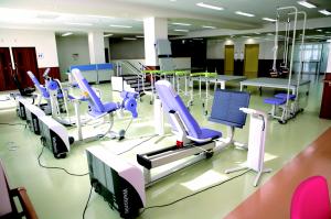 介護老人保健施設 旭ヶ丘 機能回復リハビリ室01
